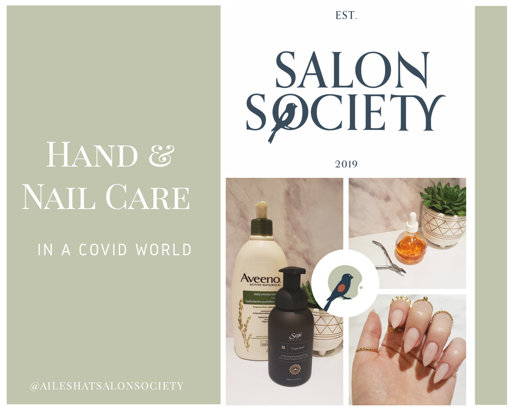 Hand & Nail Care in a COVID-19 world